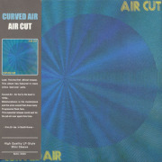 CURVED AIR/Air Cut(Used CD) (1973/4th) (カーブド・エア/UK)