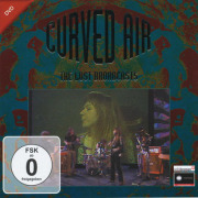 CURVED AIR/The Lost Broadcasts (1971/DVD) (カーブド・エアー/UK)
