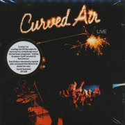 CURVED AIR/Live (1975/Live) (カーブド・エアー/UK)