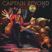 CAPTAIN BEYOND/Live In Texas: October 6th 1973 (1973/Live) (キャプテン・ビヨンド/USA,UK)