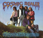 COSMIC DEALER/Crystallization(Used 2CD) (1971/only) (コズミック・ディーラー/Holland)