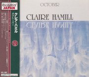 CLAIRE HAMILL/October(オクトーバー)(Used CD) (1972/2nd) (クレア・ハミル/UK)