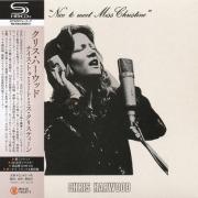 CHRIS HARWOOD/Nice To Meet Miss Christine(ナイス・トゥ・ミート~) (1971/only) (クリス・ハーウッド/UK)