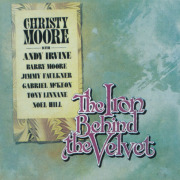 CHRISTY MOORE/The Iron Behind The Velvet (1978/5th) (クリスティ・ムーア/Ireland)