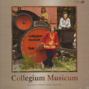 COLLEGIUM MUSICUM/Live (1973/3rd) (コレギウム・ムジカム/Czech-Slovak)