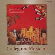 COLLEGIUM MUSICUM/Marian Varga & Collegium Musicum (1975/4th) (コレギウム・ムジカム/Czech-Slovak)