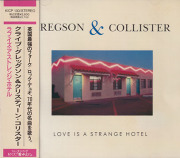 CLIVE GREGSON & CHRISTINE COLLISTER/Love Is A Strange Hotel(ラヴ・イズ・ア~)(Used CD) (1990/4th) (グレッグソン&コリスター/UK)
