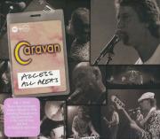 CARAVAN/Access All Areas(CD+DVD) (1990/Live) (キャラヴァン/UK)
