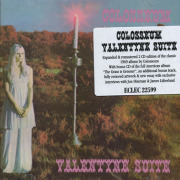 COLOSSEUM/Valentyne Suite: 2CD Expanded Edition (1969/2nd) (コロシアム/UK)