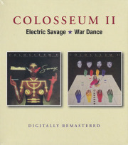 COLOSSEUM II/Electric Savage + Wardance(2CD) (1977/2+3th) (コロシアム・セカンド/UK)