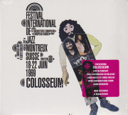 COLOSSEUM/Live At Montreux International Jazz Festival 1969 (1969/Live) (コロシアム/UK)
