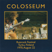 COLOSSEUM/On The Radio: Ruisrock Festival Turku Finland 1970 (1970/Live) (コロシアム/UK)