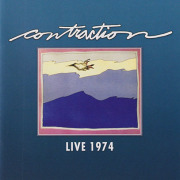 CONTRACTION/Live 1974 (1974/Live) (コントラクション/Canada)
