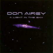 DON AIREY/A Light In The Sky (2008) (ドン・エイリー/UK)