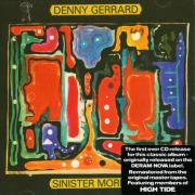 DENNY GERRARD/Sinister Morning (デニー・ジェラルド/UK,South Africa)