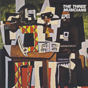DADDY LONGLEGS/The Three Musicians (1972/3rd) (ダディ・ロングレッグス/UK,USA)