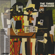 DADDY LONGLEGS/The Three Musicians (1972/3rd) (ダディ・ロングレッグス/UK,USA)