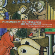 DAVID MUNROW/Instruments Of The Middle Ages And Renaissance (1976) (デヴィッド・マンロウ/UK)