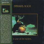 EMMANUEL BOOZ/Le Jour Ou Les Vaches (1974/2nd) (エマニュエル・ブーズ/France)