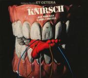 (WOLFGANG DAUNERS) ET CETERA/Knirsch (1972/2nd) (ヴォルフガング・ダウナーズ・エト・セトラ/German,UK,USA)