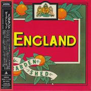 ENGLAND/Garden Shed(ガーデン・シェッド)(Used CD) (1977/1st) (イングランド/UK)