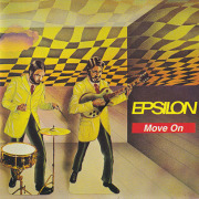 EPSILON/Move On(Used CD) (1971/2nd) (イプシロン/German)