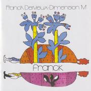 FRANCK DERVIEUX/Dimension M (1972/only) (フランク・デルヴュー/Canada)