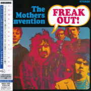 FRANK ZAPPA & THE MOTHERS OF INVENTION/Freak Out(フリーク・アウト) (1966/1st) (フランク・ザッパ&ザ・マザーズ/USA)