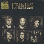 FAMILY/Greatest Hits(Cream Colour LP) (1969-73/Comp.) (ファミリー/UK)