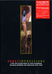 FAUST/Impressions (2005/DVD) (ファウスト/German)
