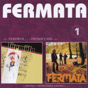 FERMATA/Same + Piesen Z Hol(2CD) (1975+76/1+2th) (フェルマータ/Czech-Slovak)