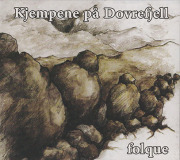 FOLQUE/Kjempene Pa Dovrefjell (1975/2nd) (フォルケ/Norway)
