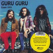 GURU GURU/Essen 1970 (1970/Live) (グルグル/German)