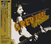 GREG LAKE/In Concert: King Biscuit Flower Hour Presents(キング・ビスケット・ライヴ)(Used CD) (1981/Live) (グレッグ・レイク/UK)