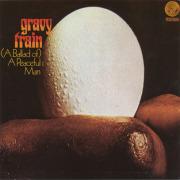 GRAVY TRAIN/A Ballad of A Peaceful Man(Used CD) (1971/2nd) (グレヴィー・トレイン/UK)