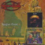 GREENSLADE/Spyglass Guest + Time And Tide (1974+75/3+4th) (グリーンスレイド/UK)