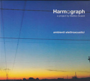 HARMOGRAPH/MATTIO SCAIOLI/Ambienti Elettroacustici (2019) (ハーモグラフ/マッティオ・スカイオーリ/Italy)