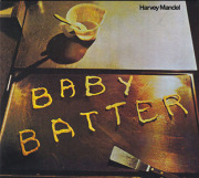 HARVEY MANDEL/Baby Batter + The Snake(Used CD) (1971+72/4+6th) (ハーヴェイ・マンデル/USA)