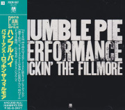 HUMBLE PIE/Performance Rockin' The Fillmore(パフォーマンス~ロッキン・ザ・フィルモア)(Used CD) (1971/Live) (ハンブル・パイ/UK)