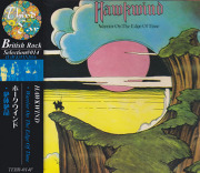 HAWKWIND/Warrior On The Edge Of Time(絶体絶命)(Used CD) (1975/6th) (ホークウインド/UK)