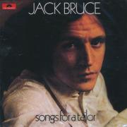 JACK BRUCE/Songs For A Tailor (1969/1st) (ジャック・ブルース/UK)