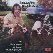 JACK BRUCE/Things We Like (1970/2nd) (ジャック・ブルース/UK)