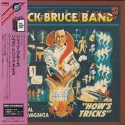 JACK BRUCE/How's Tricks(ハウズ・トリックス)(Used CD) (1977/5th) (ジャック・ブルース/UK)