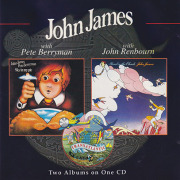 JOHN JAMES/Sky In My Pie + Head In The Clouds(Used CD) (1971+75/3+4th) (ジョン・ジェームズ/UK)