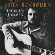 JOHN RENBOURN/The Black Ballon(Used CD) (1979/7th) (ジョン・レンボーン/UK)