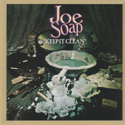 JOE SOAP/Keep It Clean (1973/only) (ジョー・ソープ/UK)