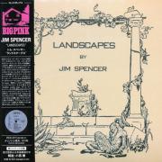 JIM SPENCER/Landscapes (1973/1st) (ジム・スペンサー/USA)