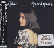 JUNE TABOR/Airs And Graces(エアーズ・アンド・グレイセズ) (1976/1st) (ジューン・テイバー/UK)