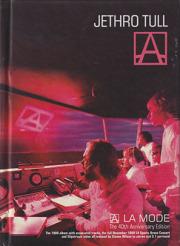 JETHRO TULL/A (La Mode): 40th Anniversary Edition(3CD+2DVDA+DVD) (1980/13th) (ジェスロ・タル/UK,USA)