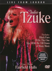 JUDIE TZUKE/Live From Fairfield Halls (1985/DVD) (ジュディー・ツーク/UK)